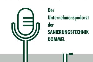 """""""Rohrfunk"""" – so heißt der neue Podcast der Sanierungstechnik Dommel GmbH zum Thema Kanalsanierung"""