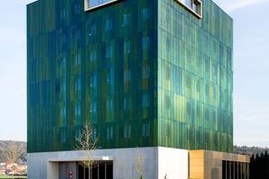 Der neue Stammsitz der FIT AG im oberpfälzischen Lupburg