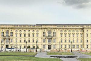 Die einstige Preußen-Residenz im Herzen Berlins wurde weitgehend originalgetreu wiederaufgebaut