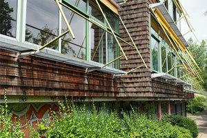 Fassade samt Fenster sind in die Jahre gekommen.<br />