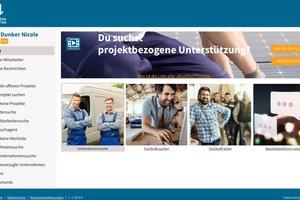 Die Plattform Handwerk Connected bietet die Suche nach Partnerbetrieben im Handwerk an.