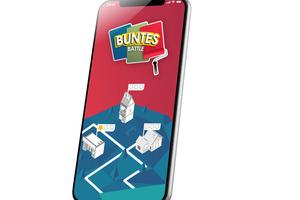 """So läuft Berufsorientierung spielerisch: Die kostenlose App """"Buntes Battle"""" ermöglicht der jungen Generation einen unterhaltsamen Einblick ins Maler- und Stuckateurhandwerk per Gaming."""