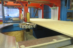 Furnierschichtholz für den deutschen Markt und das angrenzende europäische Ausland: Brüninghoff wird zum Stützpunkthändler für Metsä Wood.