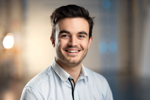 Christian Keller setzt bei der Bewerbersuche auf Social Media
