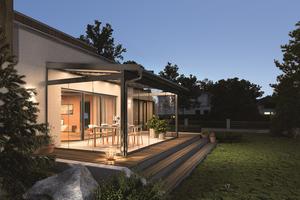 Sunflex mit Sitz in Wenden-Gerlingen stellt Glassysteme und Terrassendächer her und sorgt für angenehme Abende im Freien.
