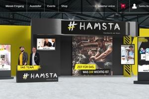 Hamsta ist eine Social-Media-Plattform, um verschiedene Themen in der virtuellen Gemeinschaft zu diskutieren.