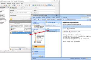 Per Office Manager werden sämtliche Dokumente gesammelt und verwaltet.
