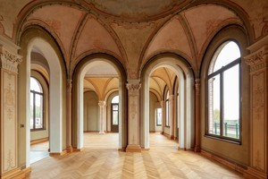 Der kleine Kaisersaal, der – wie der Name schon sagt – dem Kaiser vorbehalten war, nach Abschluss der Restaurierungsarbeiten im vergangenen Jahr Foto: Ulrich Schwarz