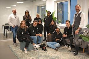 """Das Berliner Start-up inpera gründete sich 2017. Motivation des Teams ist es, der Bauindustrie zu helfen, digitaler und schneller zu handeln<span class=""""bildnachweis"""">Foto: inpera</span>"""