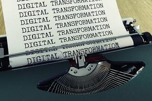 Der Sprung von Analog zu Digital fällt manchem Unternehmen schwer.