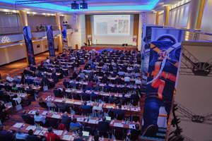 Zuletzt fand der Fachkongress für Absturzsicherheit 2019 in Hamburg statt – mit knapp 250 Teilnehmenden im Grand Elysée Hotel.