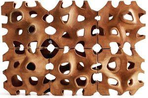 Das amerikanische Unternehmen Forust Corporation verwendet für den 3D-Druck von Objekten aus Holz eine Mischung aus Sägemehl, Holzresten, Holzkleber und Wasser