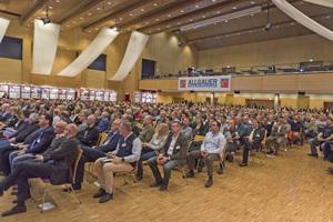 So voll wie auf dem Baufachkongress 2020 dürfte es auf der Veranstaltung Mitte Januar 2022 sicher nicht werden