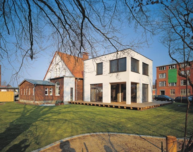 Ein Haus für Kinder Umbau und Erweiterung einer Kleinkinderschule ...