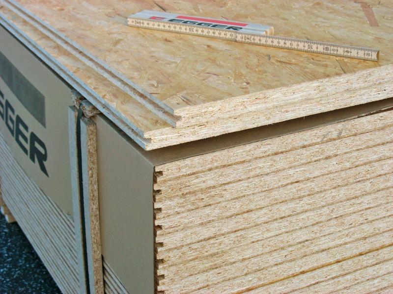 Fußboden Osb Platten Unterkonstruktion ~ Unterwelt fußboden mit unterkonstruktion aus holzwerkstoffplatten