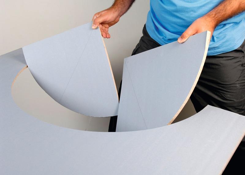 neues werkzeug f r den trockenbau bauhandwerk. Black Bedroom Furniture Sets. Home Design Ideas