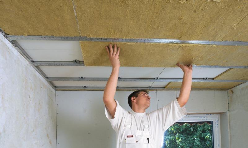 Gut bekannt Gleichwertig Schallschutz mit Trockenbaukonstruktionen - Bauhandwerk MW96