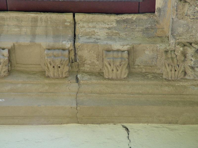 Extrem Naturstein instandsetzen, Teil 1 Schäden und Instandsetzung von XU11