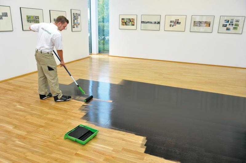 Fußboden Lasur Weiß ~ Transparente beschichtung welche lasuren für holz putz und