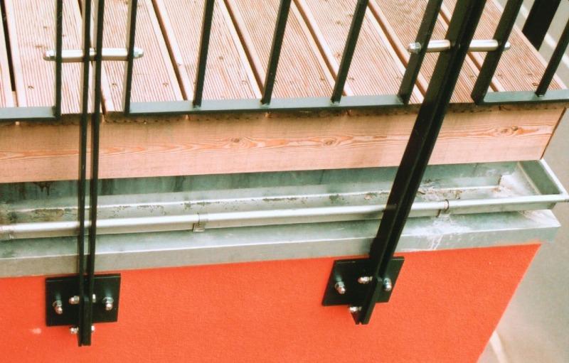 Balkonsanierung Schäden An Balkonen Loggien Und Dachterrassen