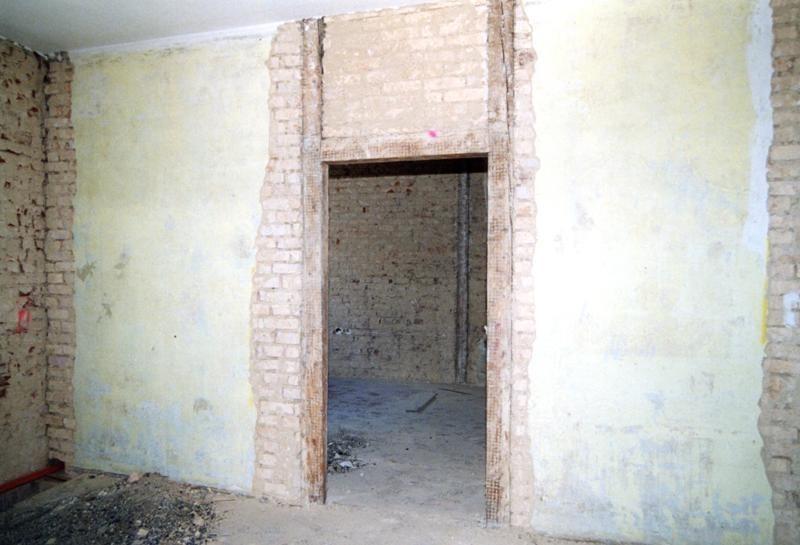 Wand Aufdoppeln historische trennwand der richtige umgang mit bundwänden in der