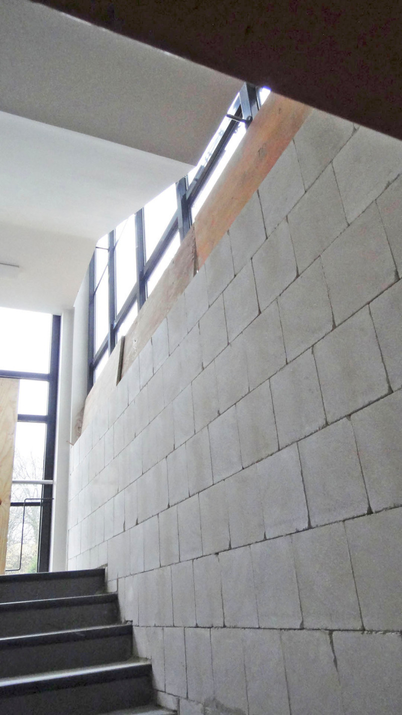 türen zu notwendigen treppenhäuser