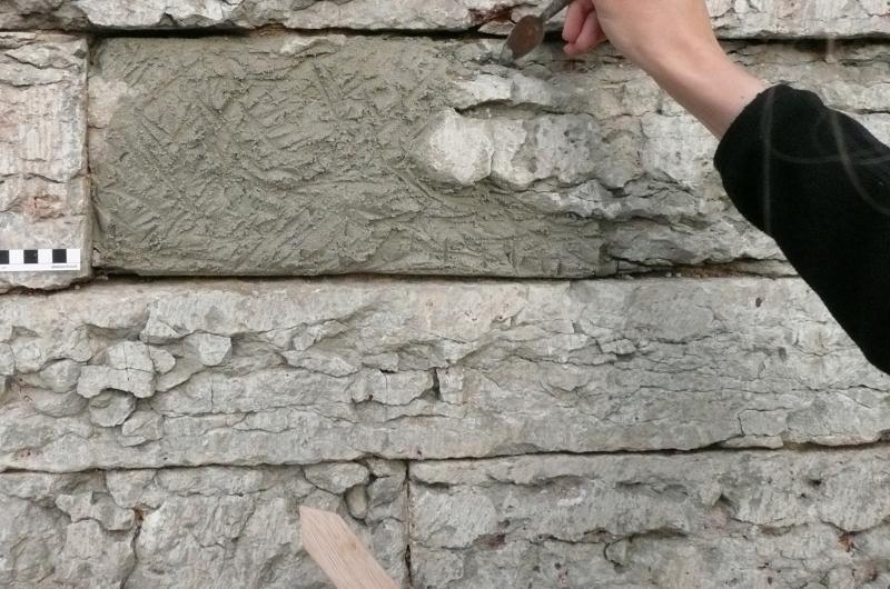 Bevorzugt Steinschäden richtig reparieren Konsolidierung und Restaurieung QX38