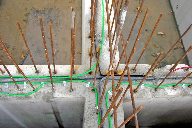 Beliebt Abdichten von Arbeitsfugen im Beton - Bauhandwerk CW14