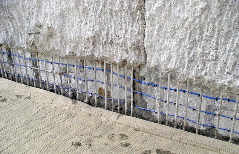 Hervorragend Abdichten von Arbeitsfugen im Beton - Bauhandwerk AA26