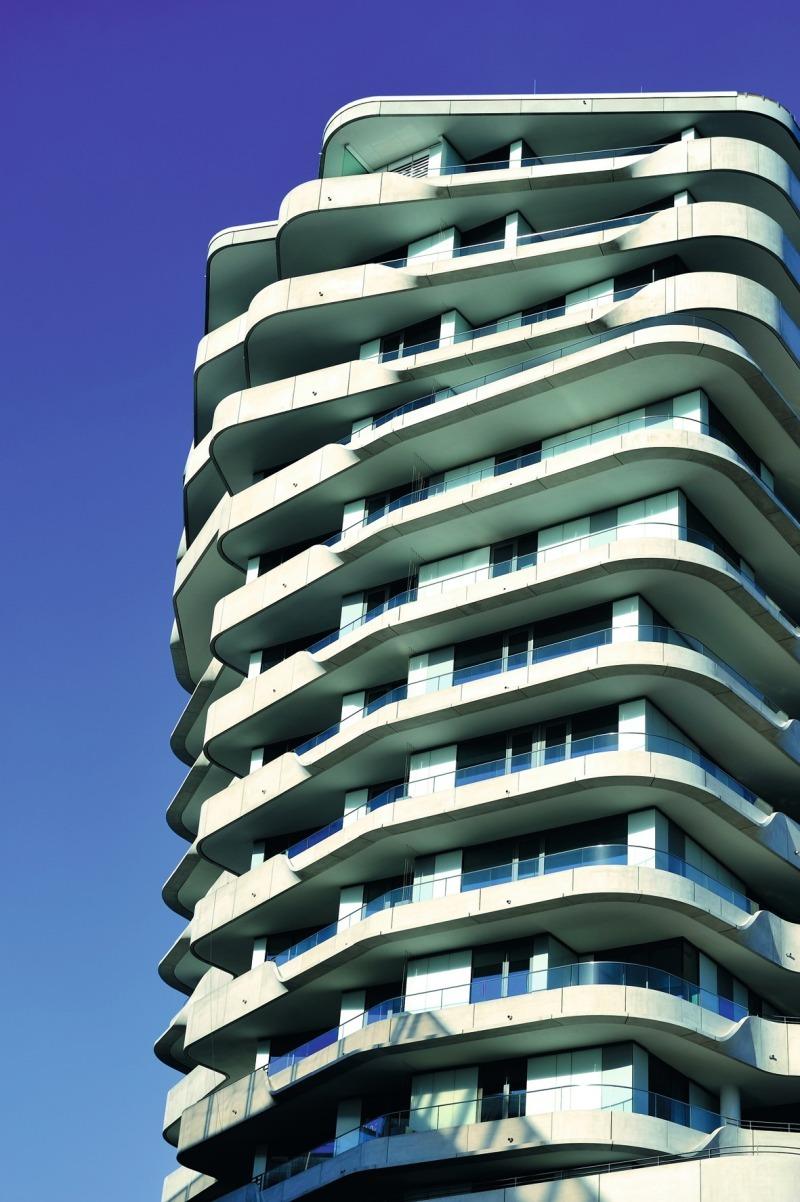 Marco Polo Tower: Abdichtungen auf hohem Niveau - Bauhandwerk