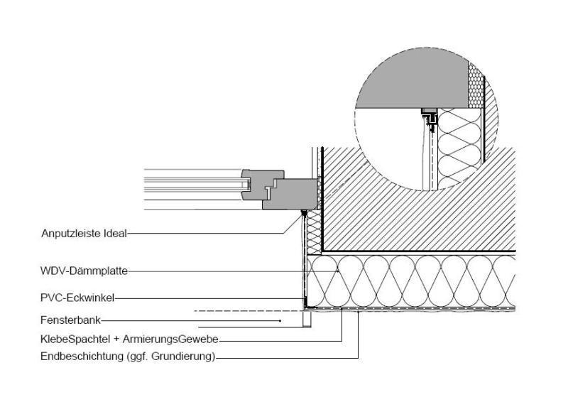 Gut bekannt Unterschätzter Fensteranschluss - Bauhandwerk PM54