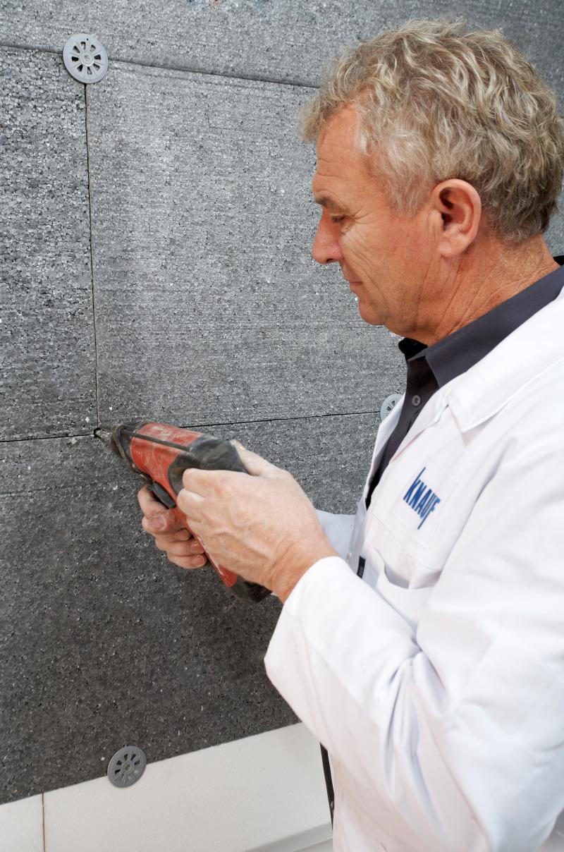 Wand Aufdoppeln doppelt gedämmt aufdopplung alter wdv systeme bauhandwerk