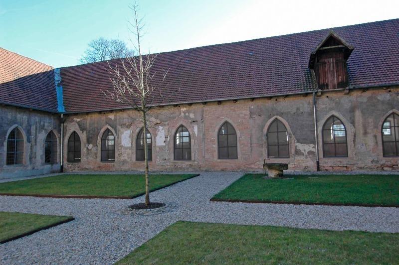 kritische rekonstruktion des klosters dalheim bauhandwerk. Black Bedroom Furniture Sets. Home Design Ideas