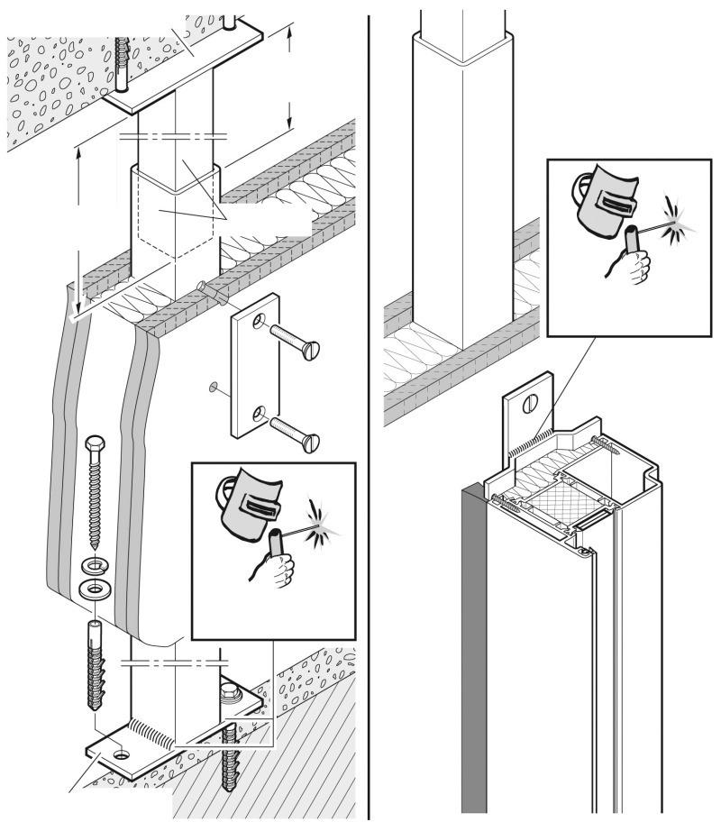 ziemlich wie ein t rrahmen in einer wand bauen ideen rahmen ideen. Black Bedroom Furniture Sets. Home Design Ideas