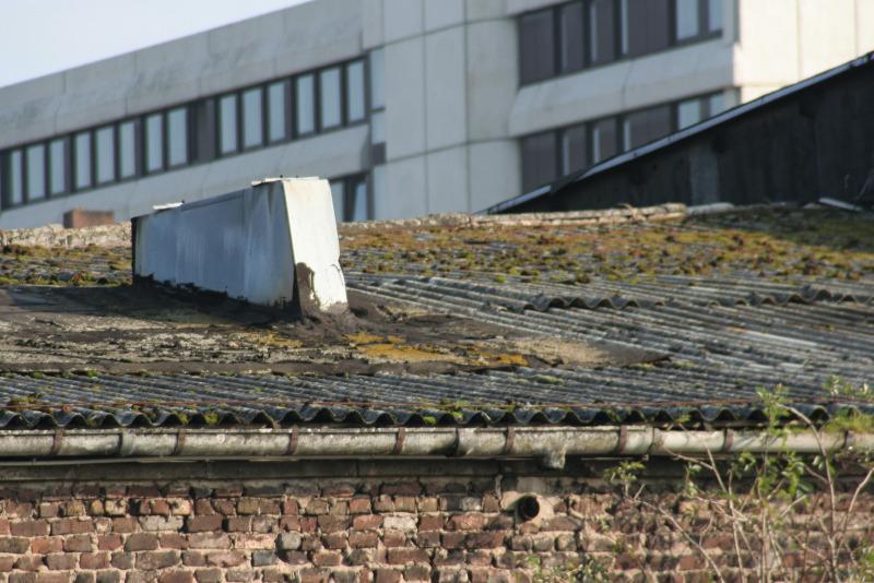Gefahrlicher Baustoff Asbest Bauhandwerk