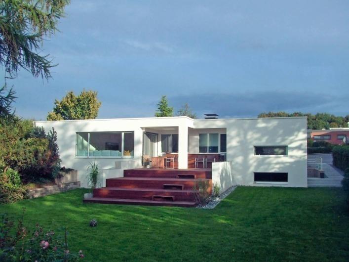 schlicht verpackt energetische sanierung eines bungalows in bielefeld bauhandwerk. Black Bedroom Furniture Sets. Home Design Ideas