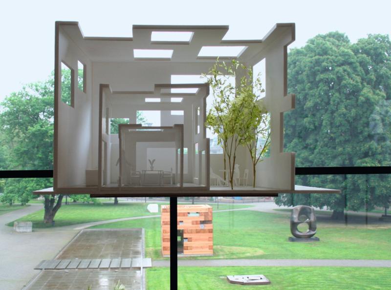 Bielefeld Architekten kunsthalle bielefeld zeigt arbeiten des architekten sou fujimoto