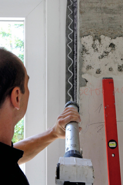 Fachgerechter fenstertausch luftdichte montage nach den for Fenster quellband