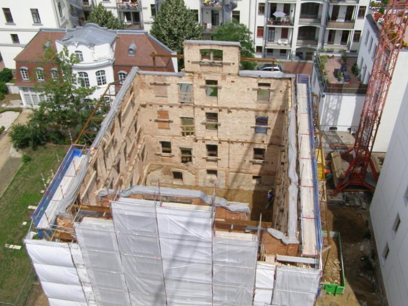 Fabulous Vor dem Einsturz bewahrt Sanierung eines neugotischen Gebäudes in AI18