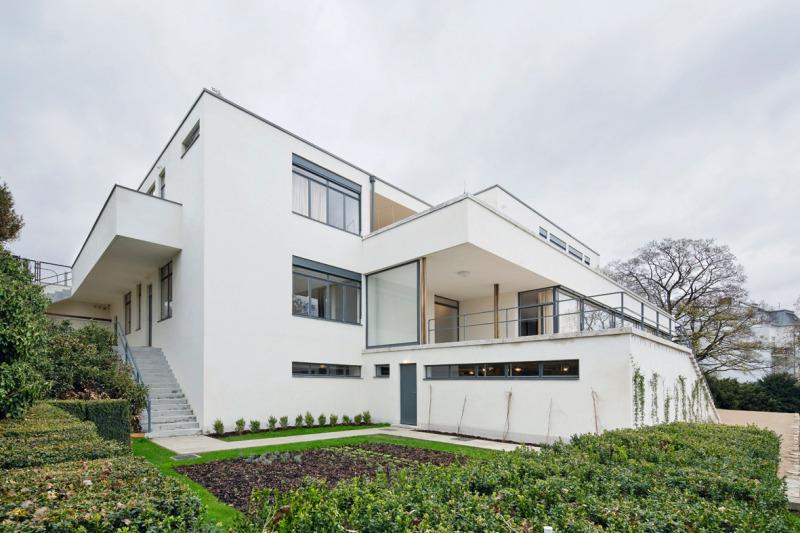Ikone Der Moderne Saniert Villa Tugendhat Villa Von Ludwig Mies Van