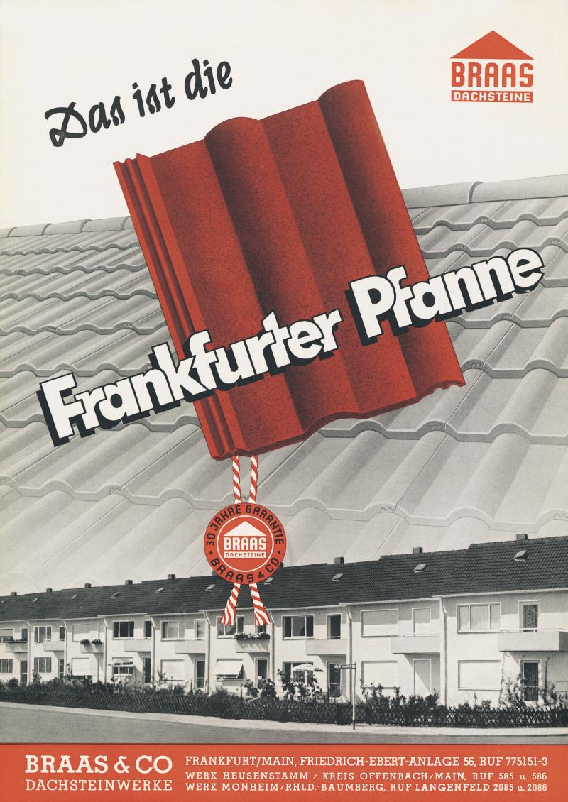 Entlüftungsziegel Für Dunstabzugshaube Braas Frankfurter Pfanne 2021