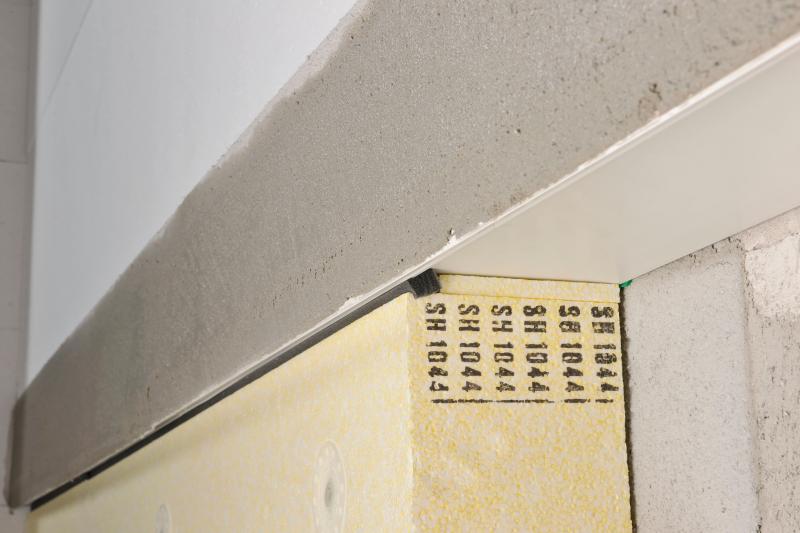 Abdichtungsvarianten Möglichkeiten der Abdichtung und Dämmung am Gebäudesockel - Bauhandwerk