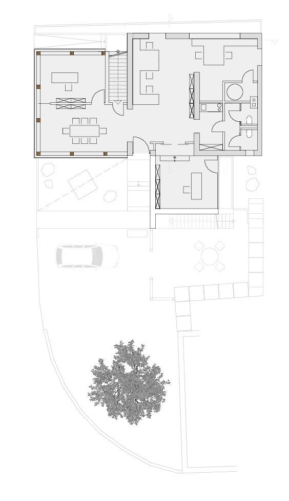 Scheune Wird Buro Und Wohnhaus Bauhandwerk