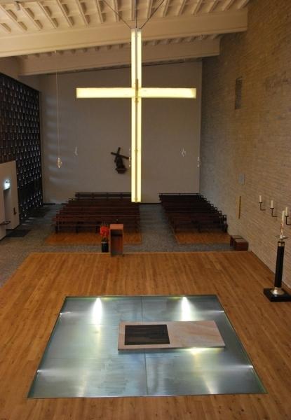 Architekt Rheine kirche in rheine wird kolumbarium bauhandwerk