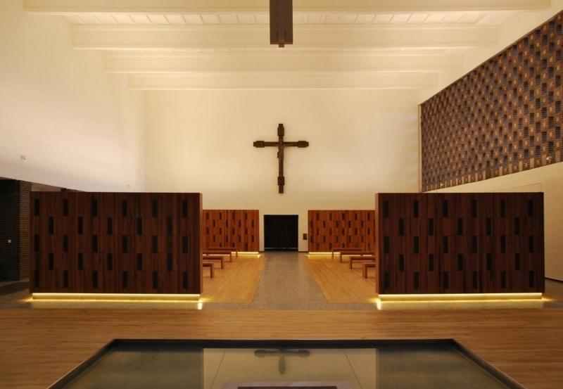kirche in rheine wird kolumbarium bauhandwerk. Black Bedroom Furniture Sets. Home Design Ideas