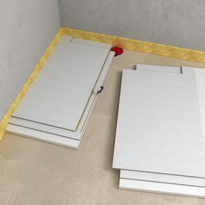 Set Fur Bodengleiche Duschen Bauhandwerk