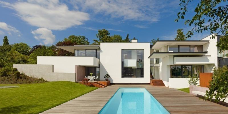 villa vista ein ganz besonderes einfamilienhaus am stuttgarter talkessel bauhandwerk. Black Bedroom Furniture Sets. Home Design Ideas