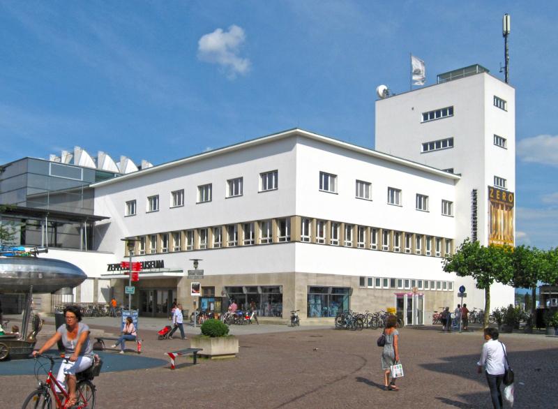 Architekten Friedrichshafen alles neu im zeppelin museum friedrichshafen bauhandwerk