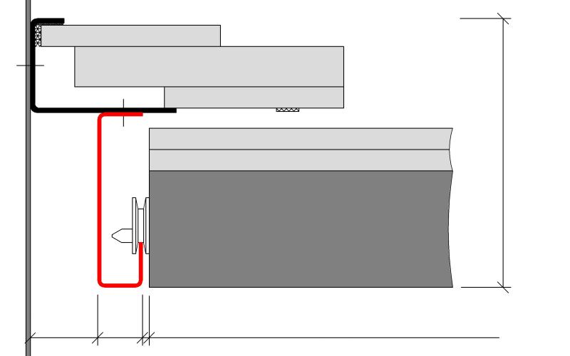 Wandanschluss Bei Brandschutzdecken Bauhandwerk