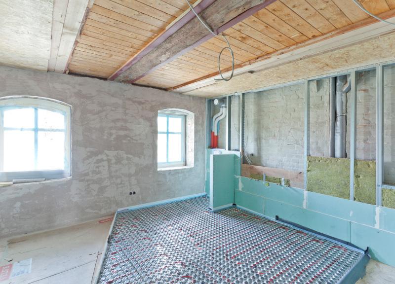 vom altbau zum plusenergiehaus umbau eines alten gutswohnhauses in zauchwitz zum effizienzhaus. Black Bedroom Furniture Sets. Home Design Ideas
